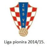 Liga pionira 2014/15.